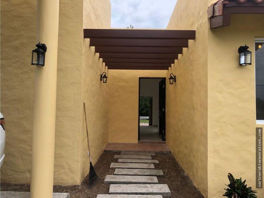 venta casa campestre playa malibu gorgona panama