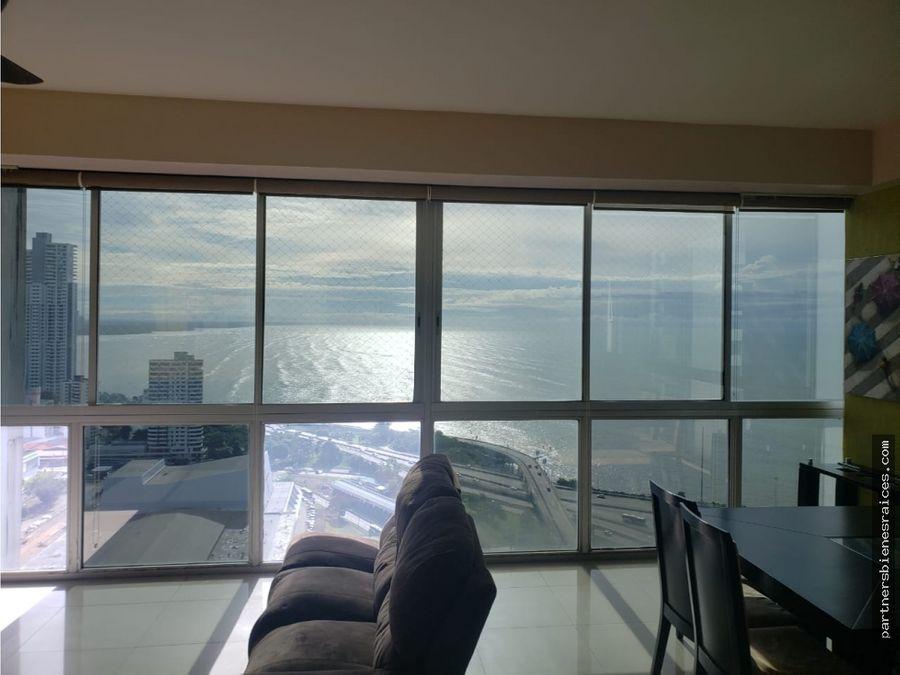 alquiler de apartamento prive san francisco vista al mar