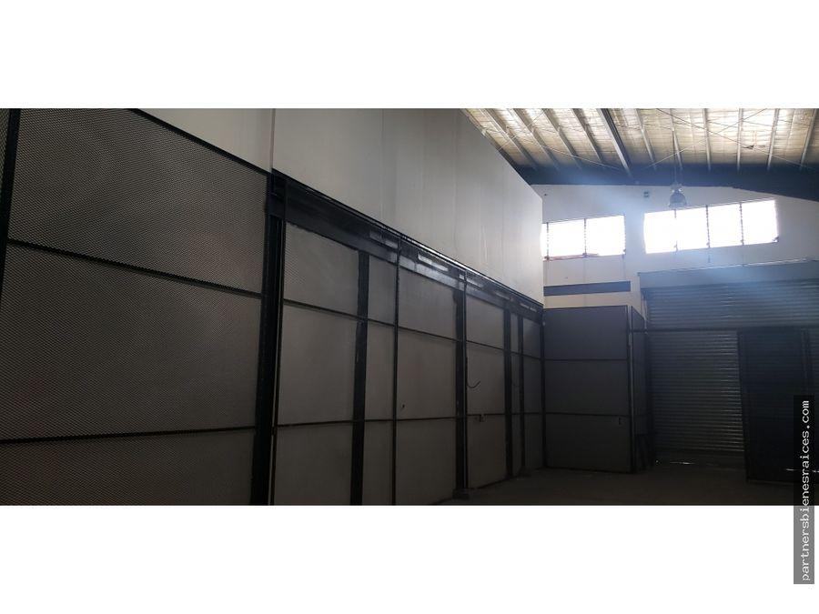 alquiler de galera costa del este 1000 m2
