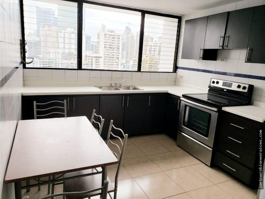 alquilo apartamento en ph toledo 2 recamaras 100 m2