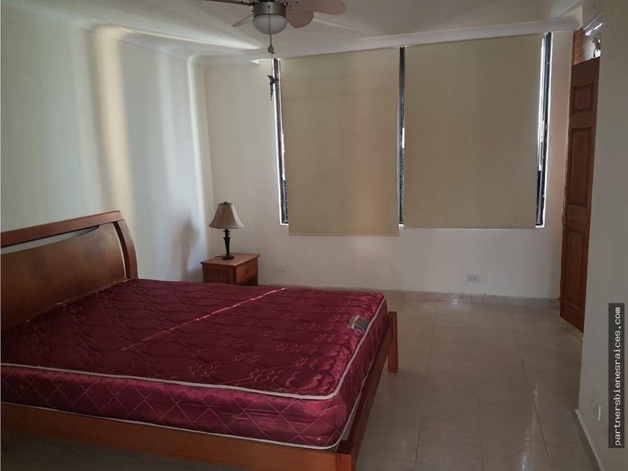 alquilo apartamento ph posada del rey amoblado 2 recamaras