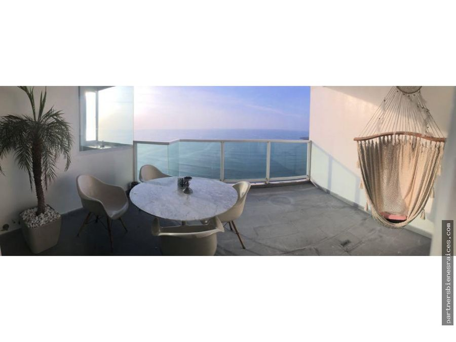 alquila pent house frente al mar san francisco