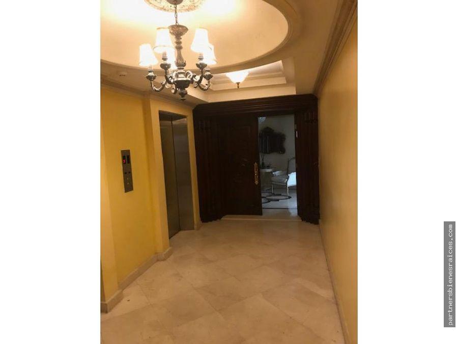 alquilo apartamento de lujo en platinum 350 m2