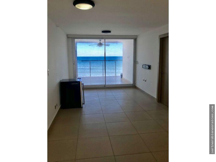 apartamento ph el palamar frente al mar