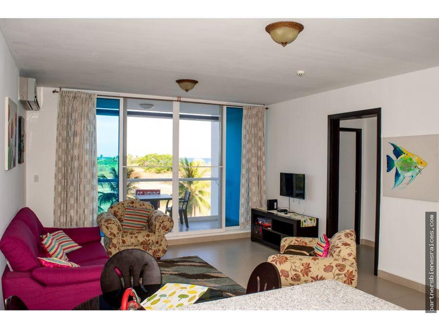 venta de apartamento con vista al mar playa blanca