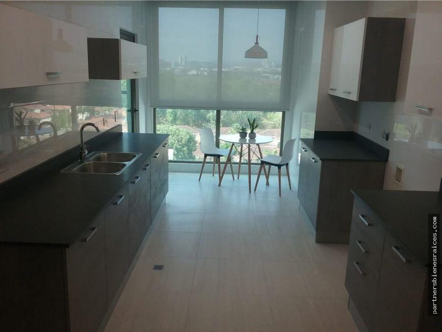 venta de apartamento nuevo costa del este park view lado d