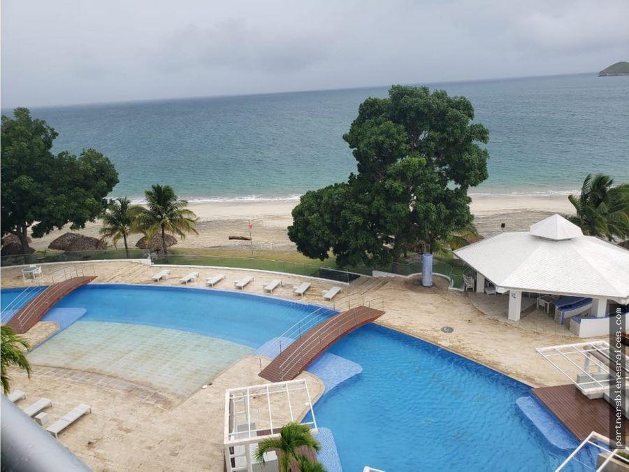 alquiler de apartamento frente al mar
