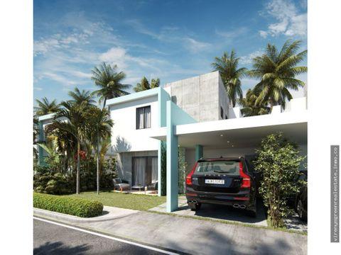 residencial epic casas en punta cana