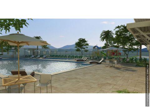 proyecto de aptos residencial nuevas terrazas