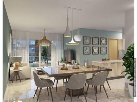 apartamentos residencial epic punta cana