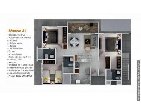 crisfer punta cana proyecto de apartamentos