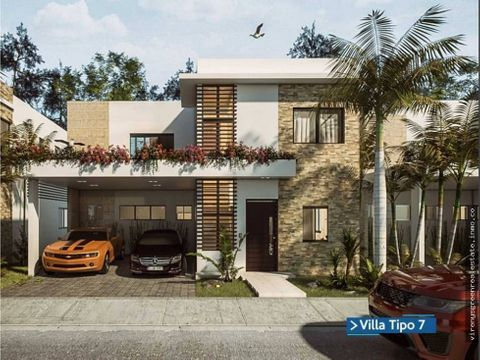 villas west side punta cana exclusivo proyecto