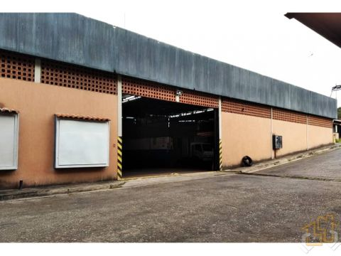 venta galpon industrial 640 m2 san cristobal