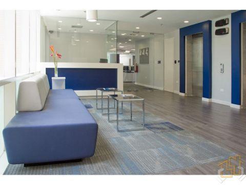 alquiler moderna oficina ciudad center 517 m2 boleita