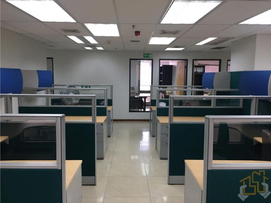 alquiler oficina 360 m2 chacao