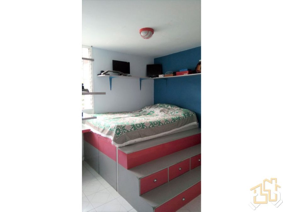 apartamento santa fe norte 122 m2