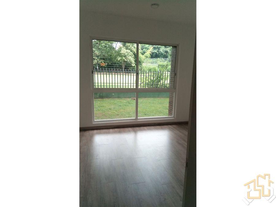 venta apartamento pb 335 m2 con jardin naranjos de las mercedes