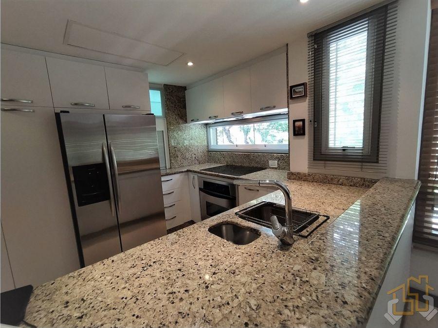 venta bello apartamento duplex 118m2 los naranjos de las mercedes