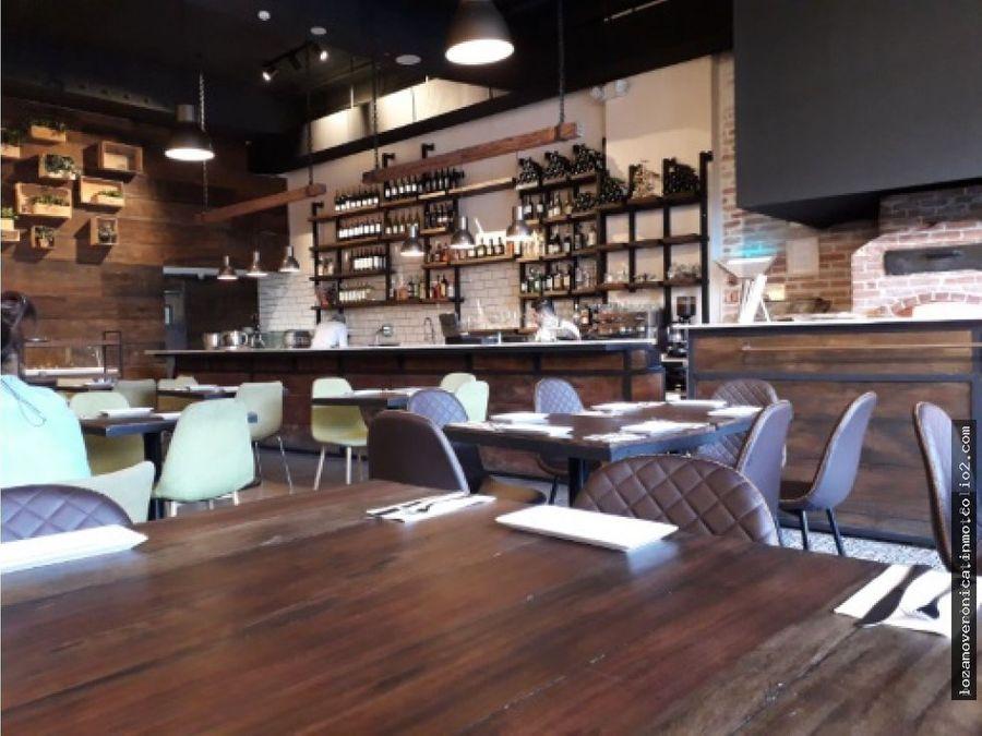 restaurant en venta en via brasil vl 1565301