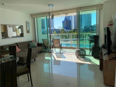 apartamento en venta costa del este 110 mts2 210000 vl