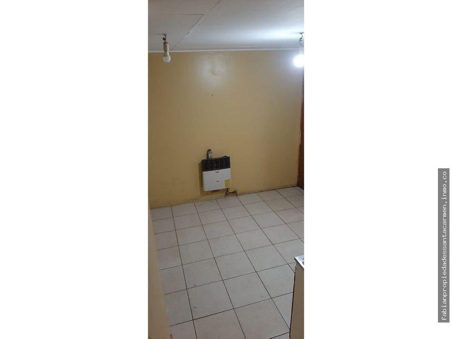 departamentos centrales 2 habitaciones