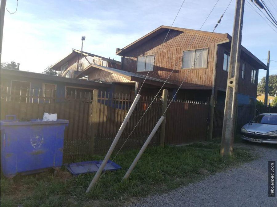 vendo casa villa el sol temuco