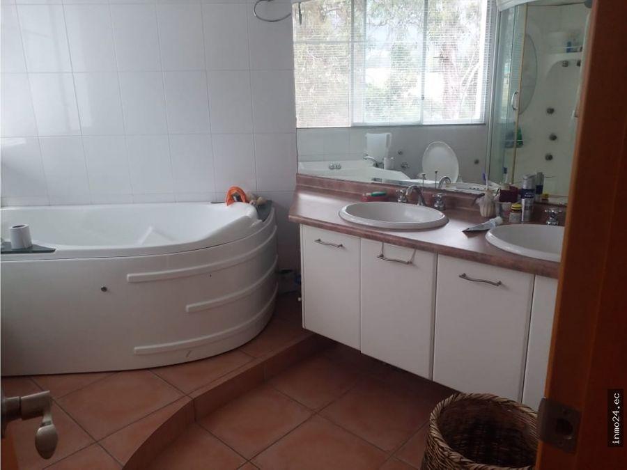 venta casa conjunto habitacional sector la primavera 2 cumbayaquito