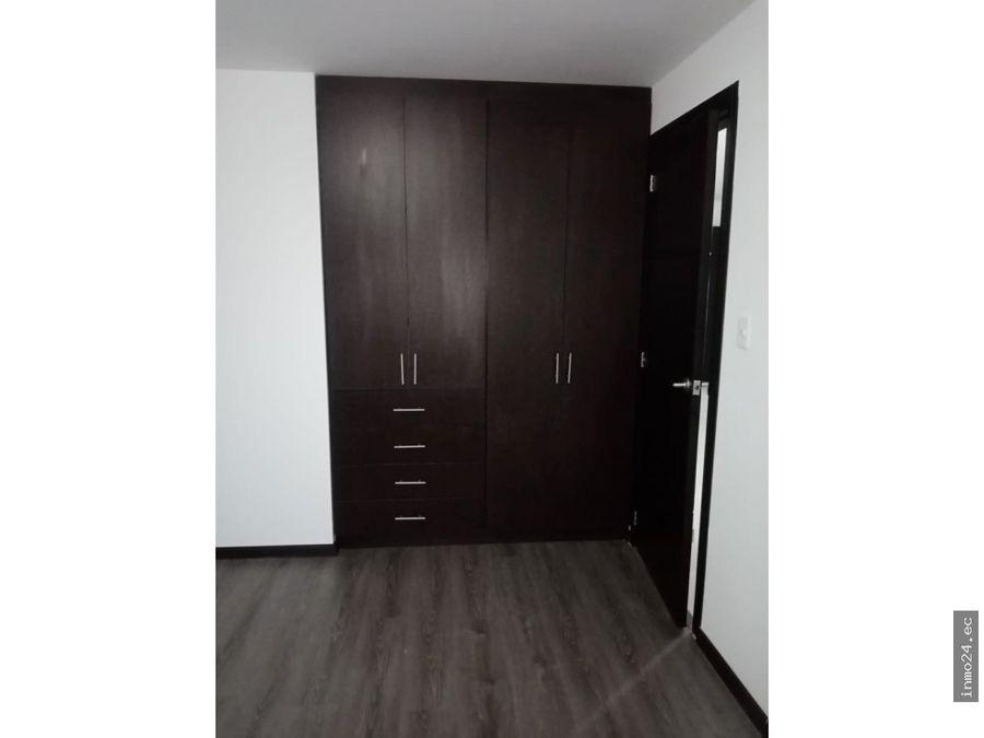 venta departamento vip por estrenar dos dormitorios valle chillos