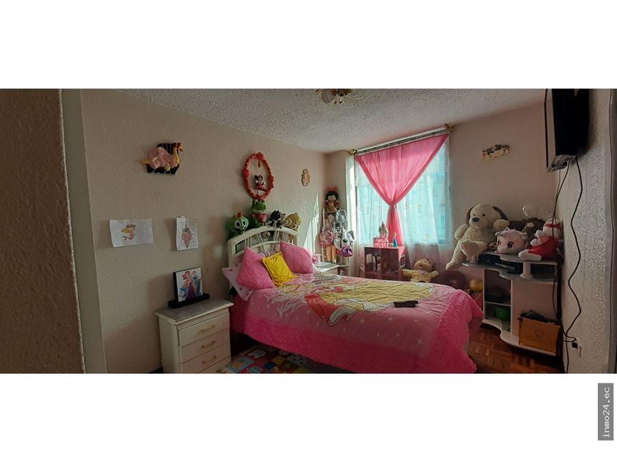venta departamento tres dormitorios sector la magdalena sur quito