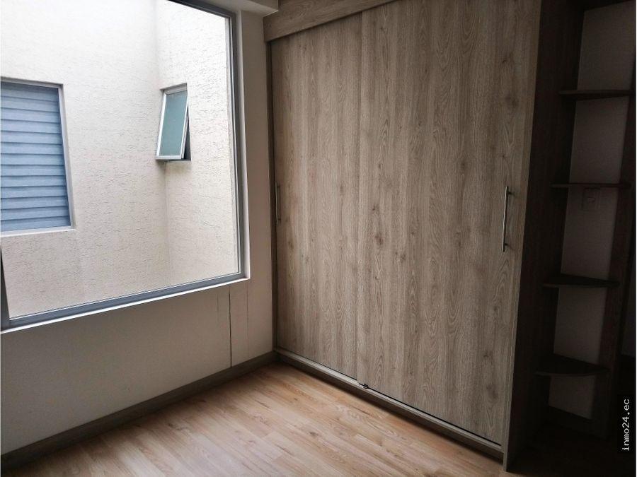 en venta departamento sector calderon 2 dormitorios