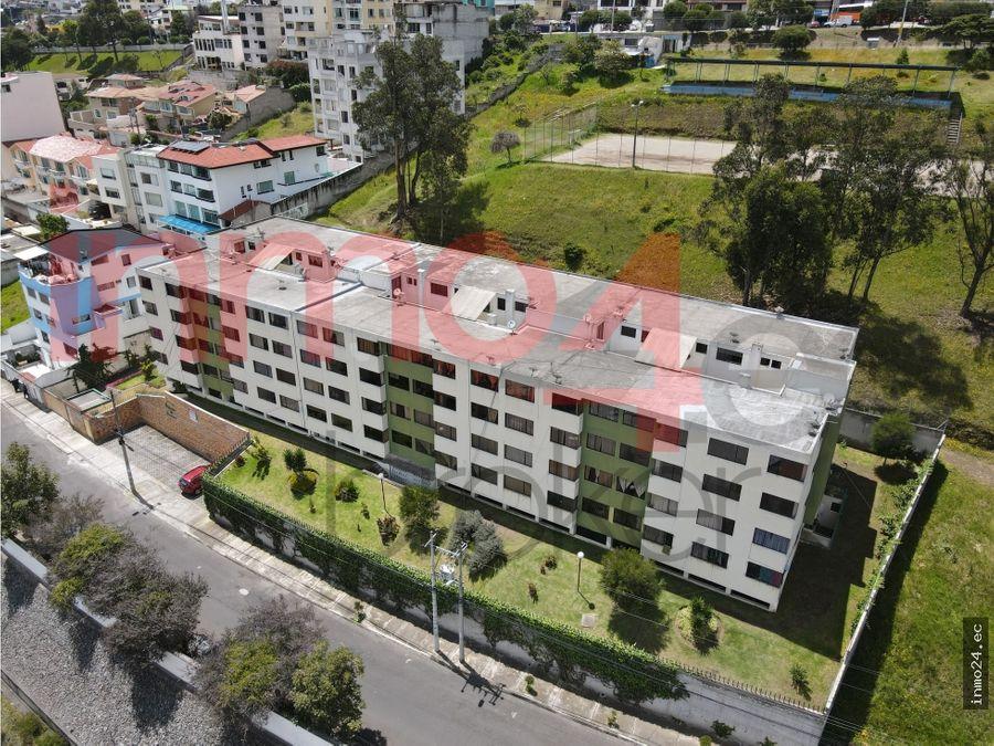 venta departamento remodelado dos habitaciones ponceano norte quito