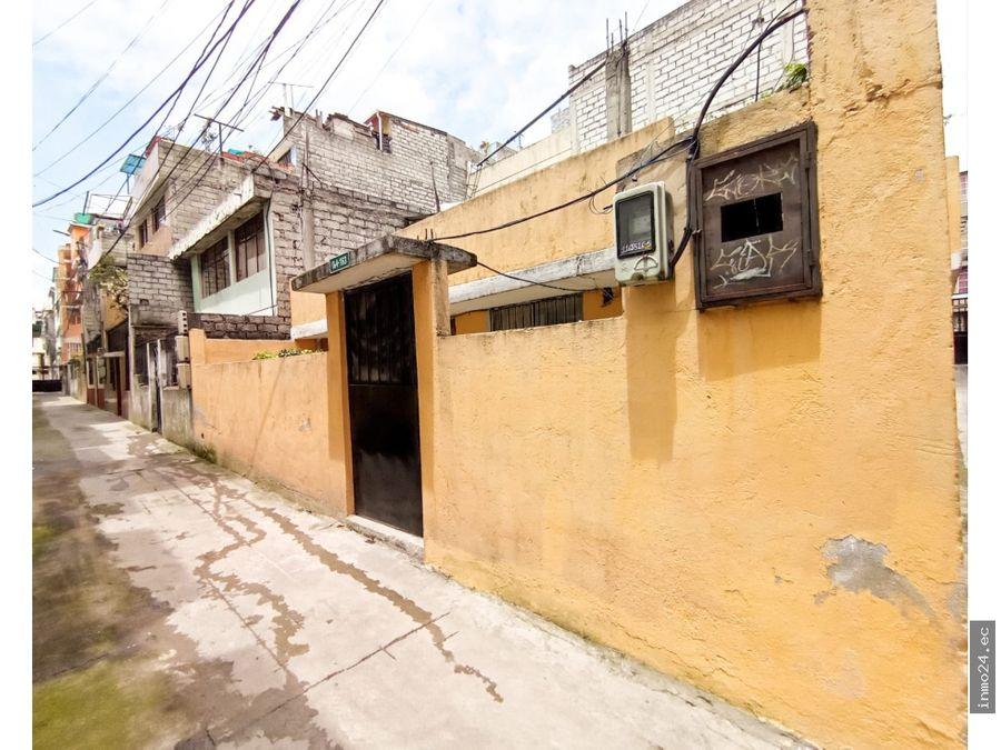 venta casa esquinera en buena ubicacion del sur solanda
