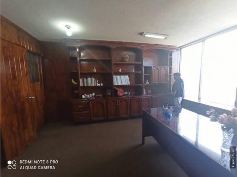 ventarenta oficina sector alameda centro de quito