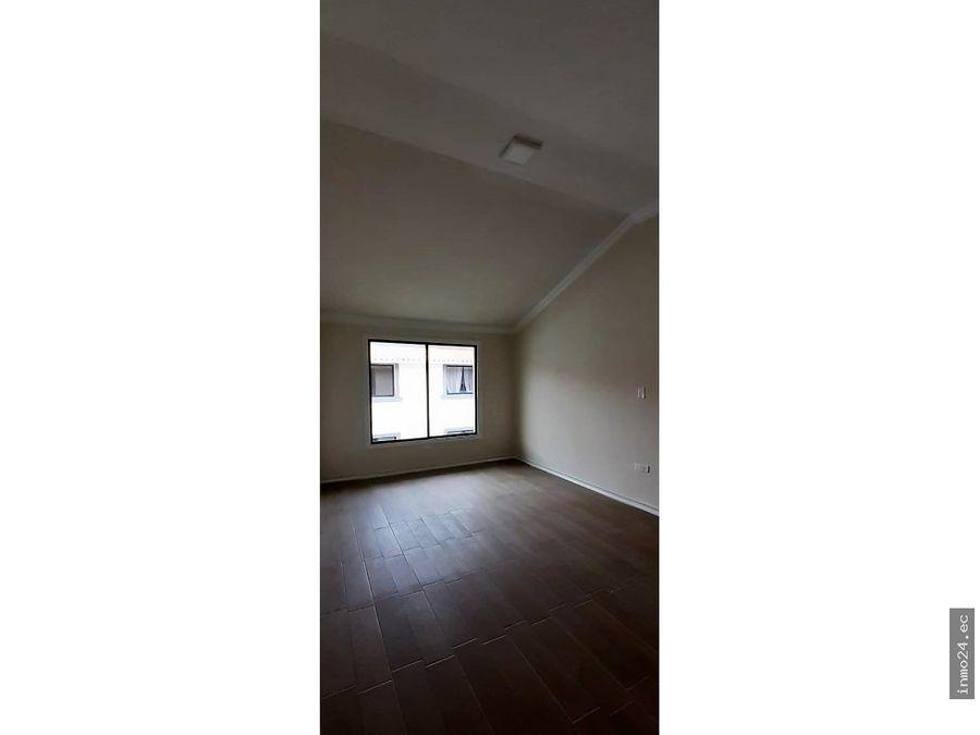 en venta casa conjunto habitacional calderon quito