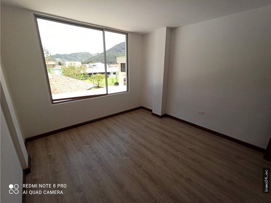 venta casas por estrenar mirasierra valle de los chillos quito