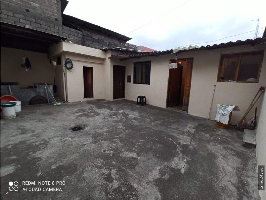 venta casa independiente balcon del valle puengasi
