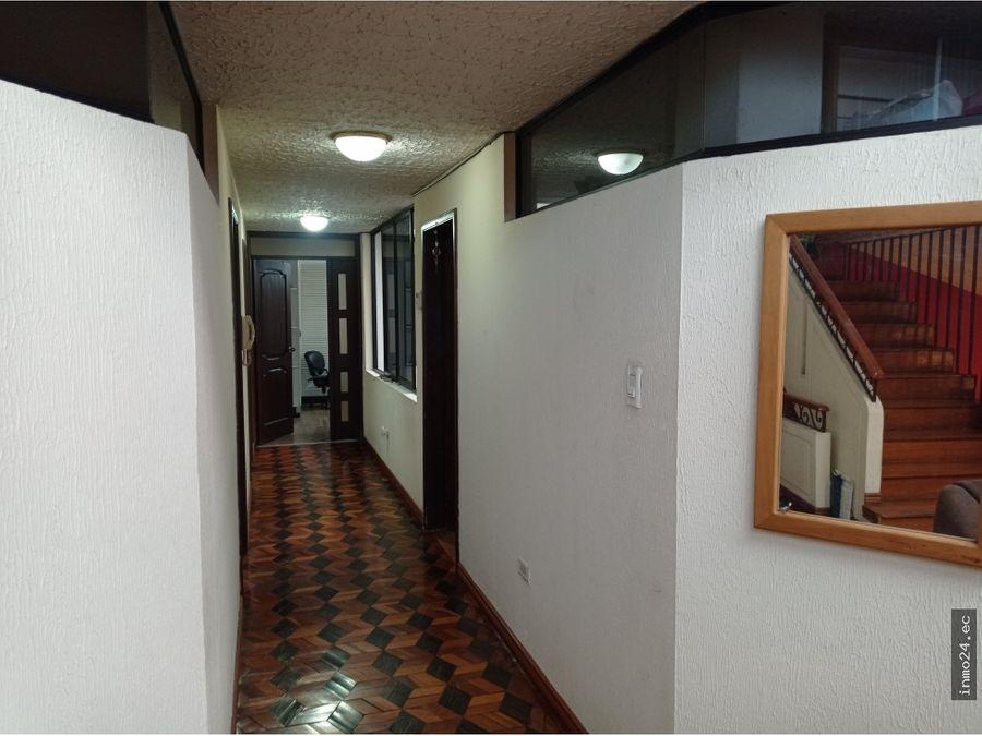 venta hermosa casa independiente sector residencial sur quito