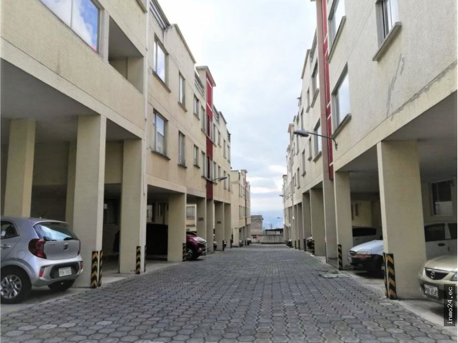 venta departamento primer piso sector santa monica conocoto