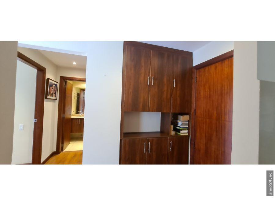 en venta suite conjunto habitacional sector el bosque quito