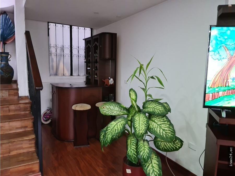 venta casa independiente patio y terraza la gasca quito