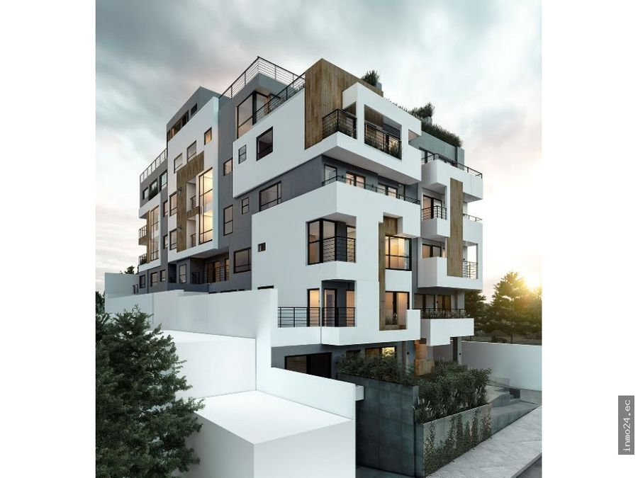 suite en venta en construccion sector monteserrin quito