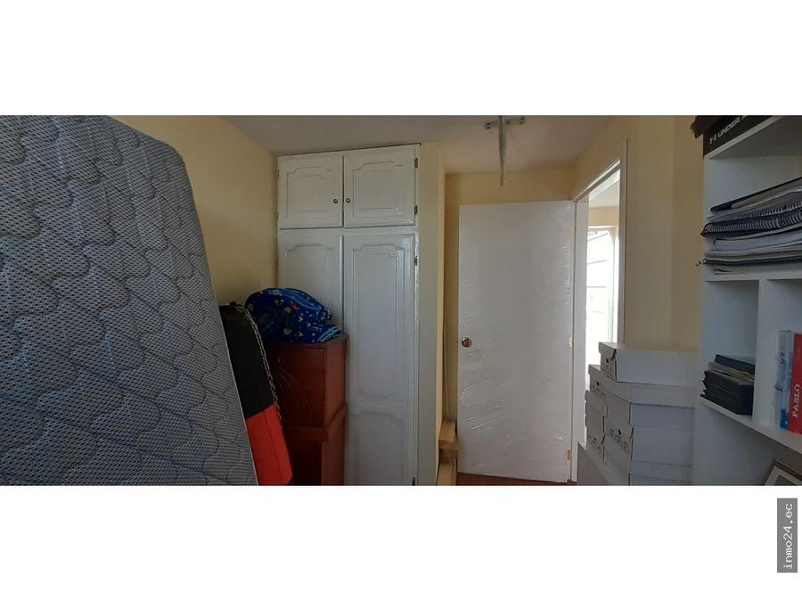 en venta casa conjunto conocoto quito