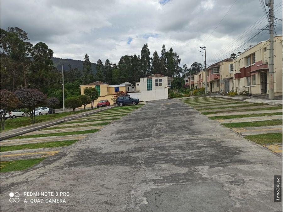 venta casa sector la merced valle de los chillos quito