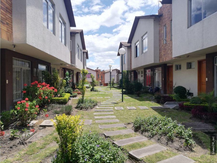 venta casa sector santa monica conocoto los chillos