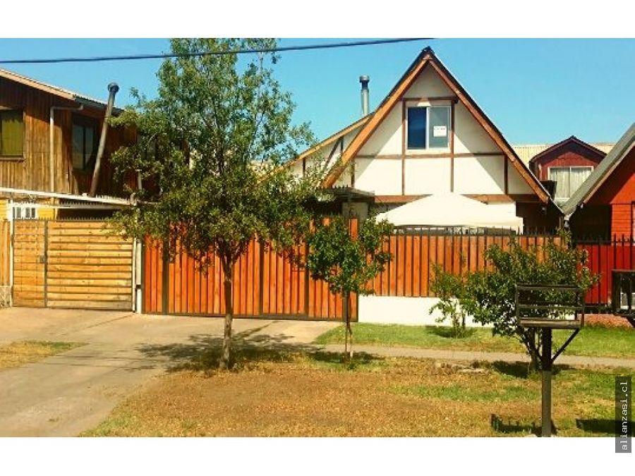 venta de casa en villa inglesa rancagua