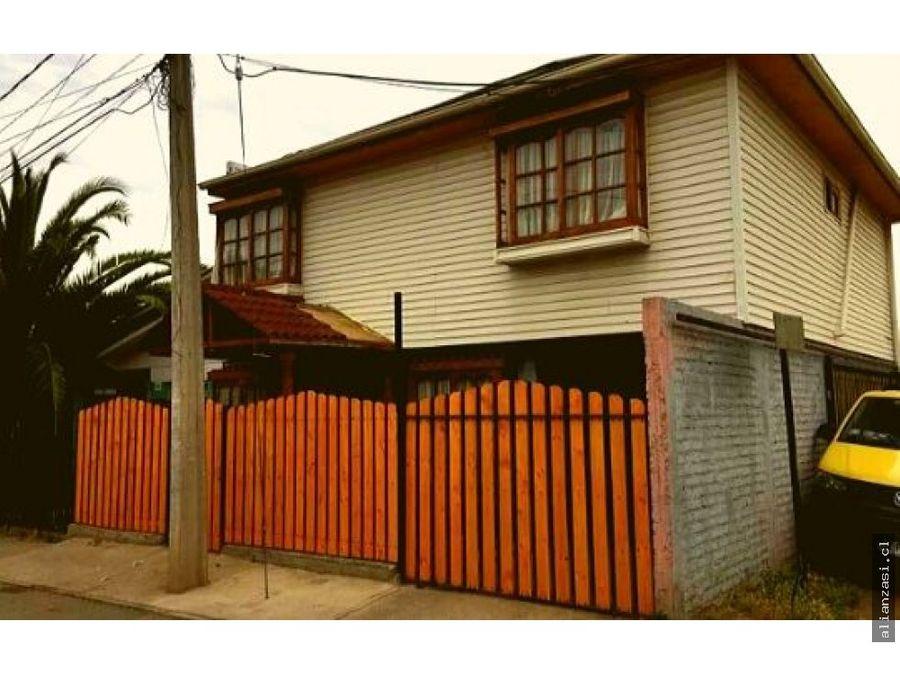 casa en venta el llano de machali