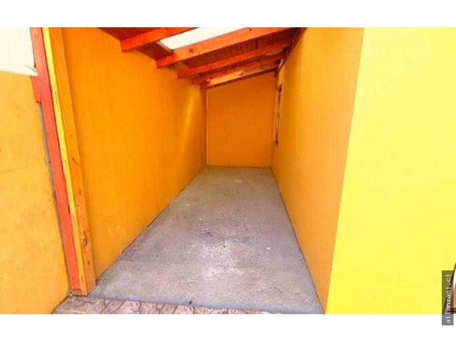 casa en venta en las pircas de machali