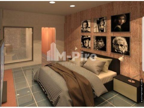 venta de penthouses y apartamentos en los restauradores dn