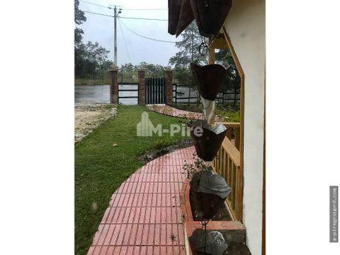 venta de cabana en jarabacoa