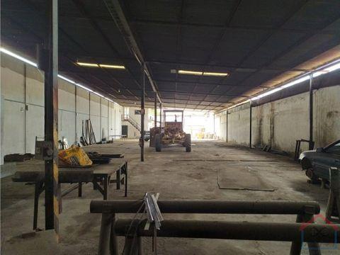 alquiler de galpon zona industrial i